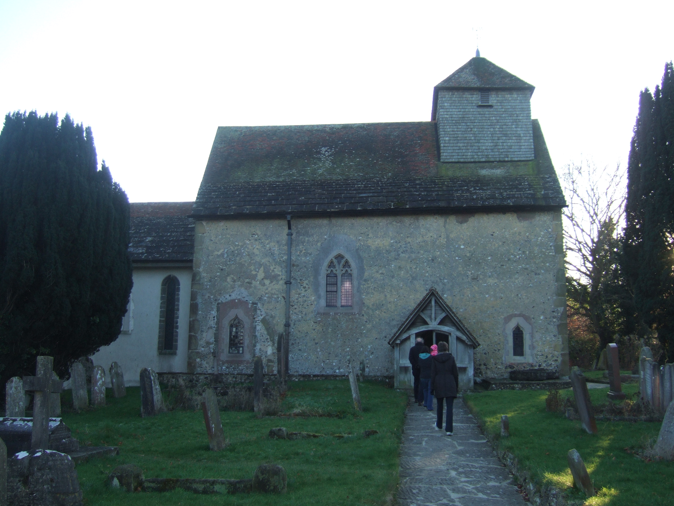 Clayton Parish Church